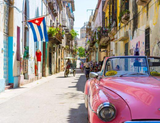 Spostarsi a Cuba