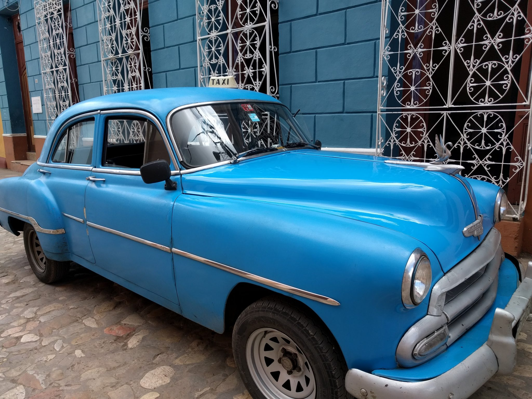 muoversi a Cuba