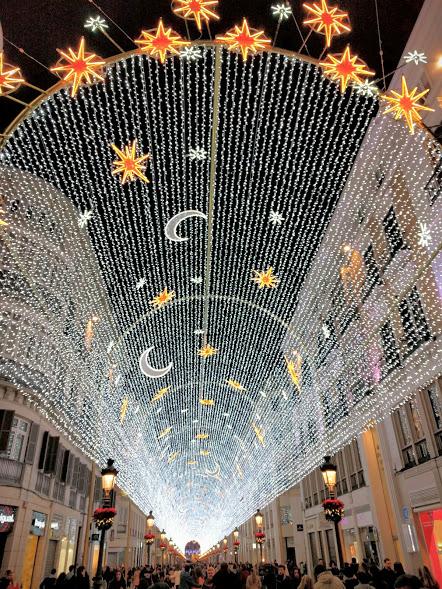 Luminarie Calle Larios