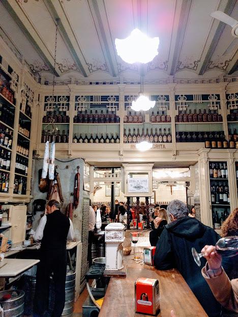Tapas bar a Siviglia