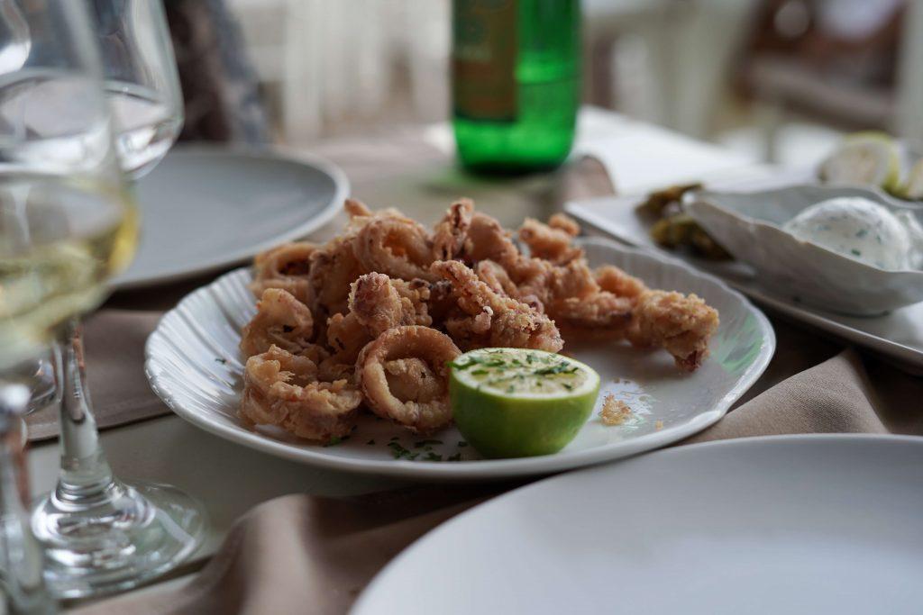 Frittura di pesce a Malaga