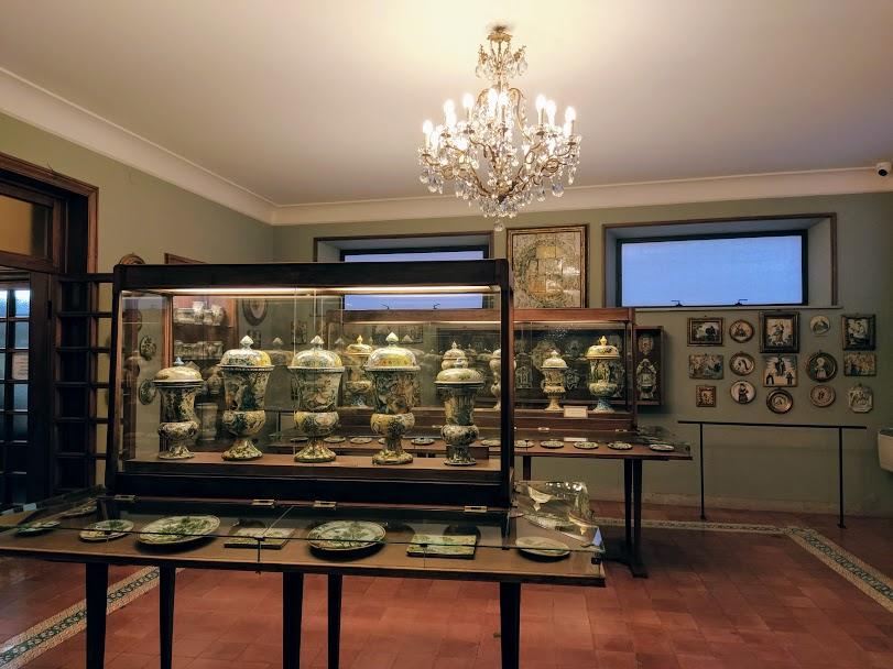 Museo Ceramiche Castelli Loreto Aprutino
