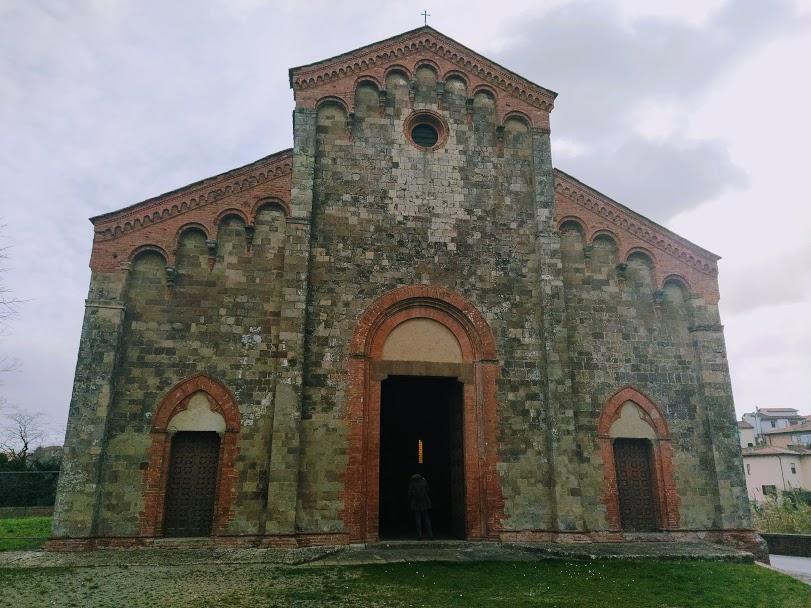Cosa vedere in Valdera: la Pieve di San Martino a Palaia