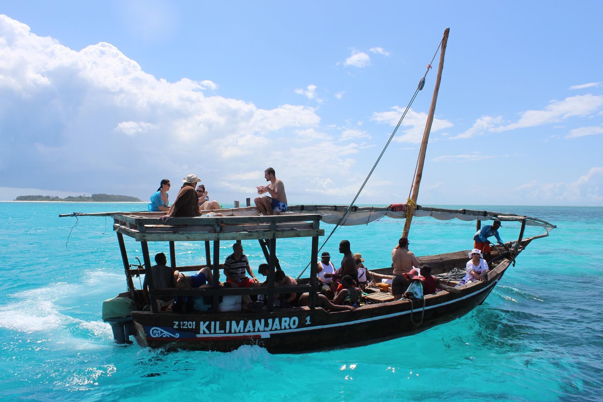 Escursioni a Zanzibar con i beachboys