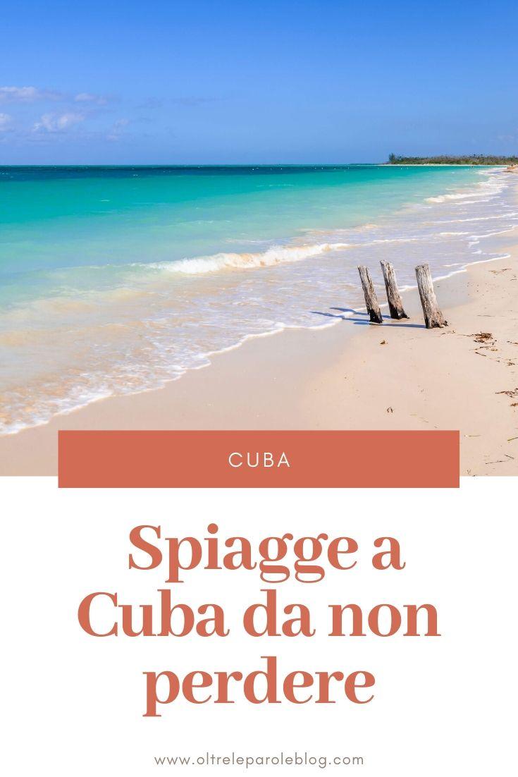Spiagge a Cuba
