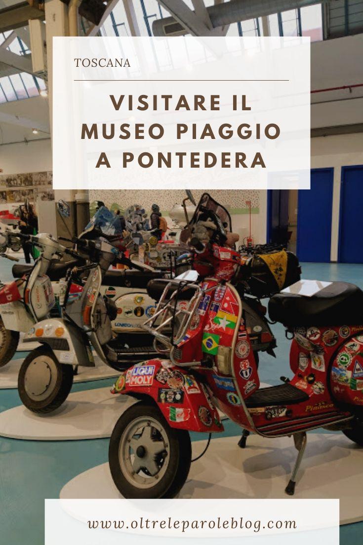 Visita al Museo della Vespa