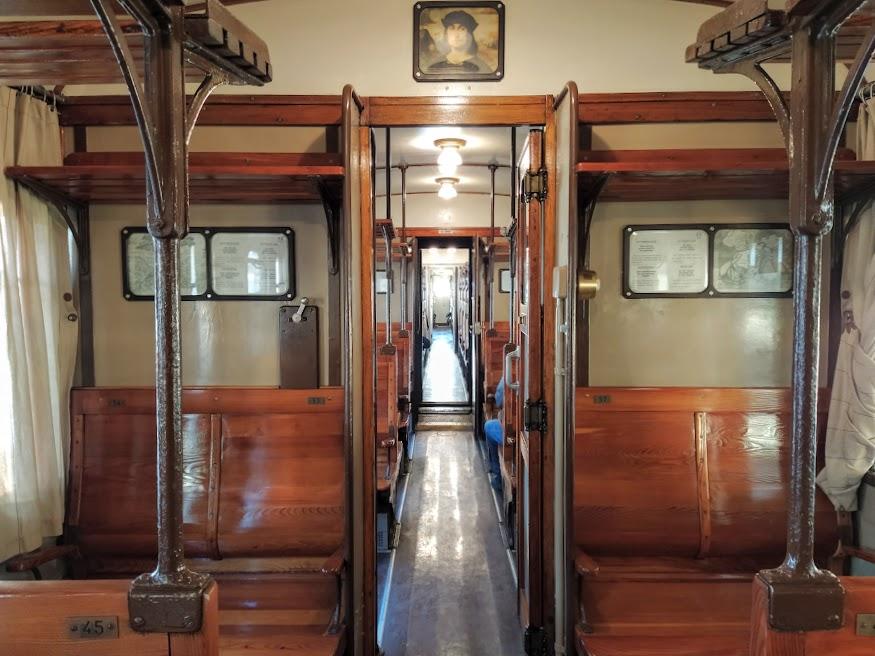 Treno storico Reggia Express