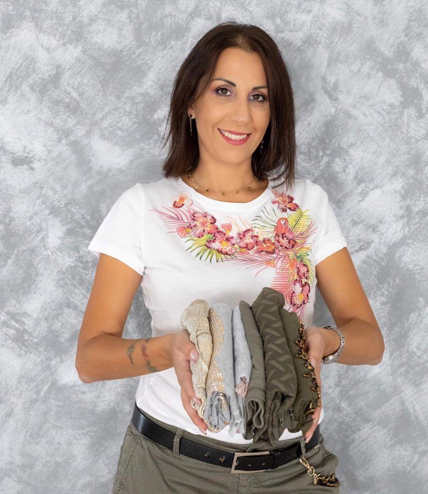 Ingrid Benincasa bagaglio perfetto