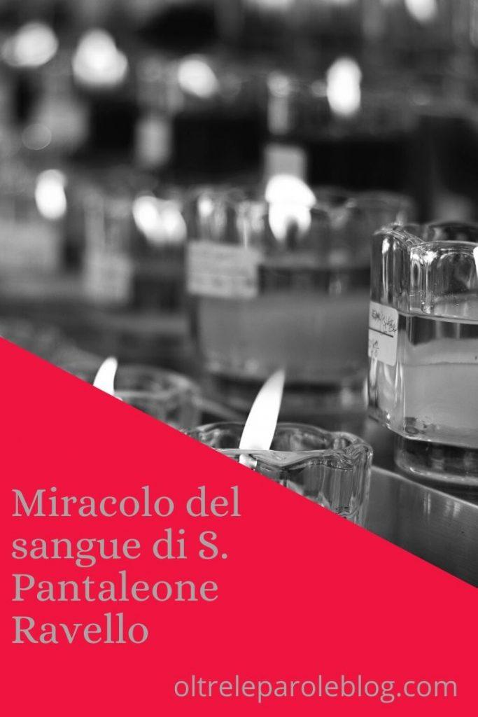 Miracolo Ravello San Pantaleone