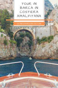 tour in barca in costiera amalfitana: tappa al fiordo di furore