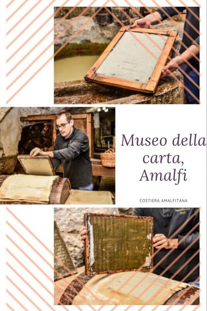 Amalfi museo della carta museo della carta di Amalfi