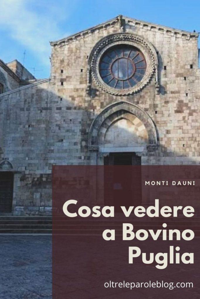 Bovino Duomo cosa vedere a Bovino
