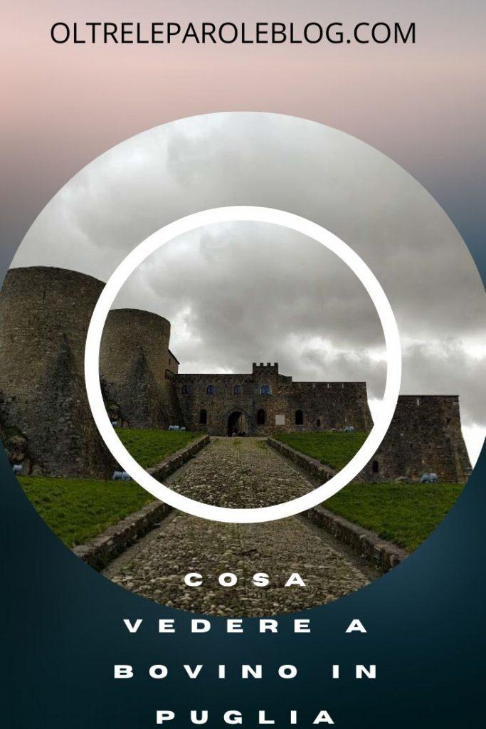 Castello Bovino cosa vedere a Bovino