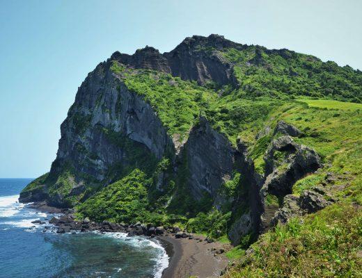 7 meraviglie del mondo naturali, isola Jeju Corea
