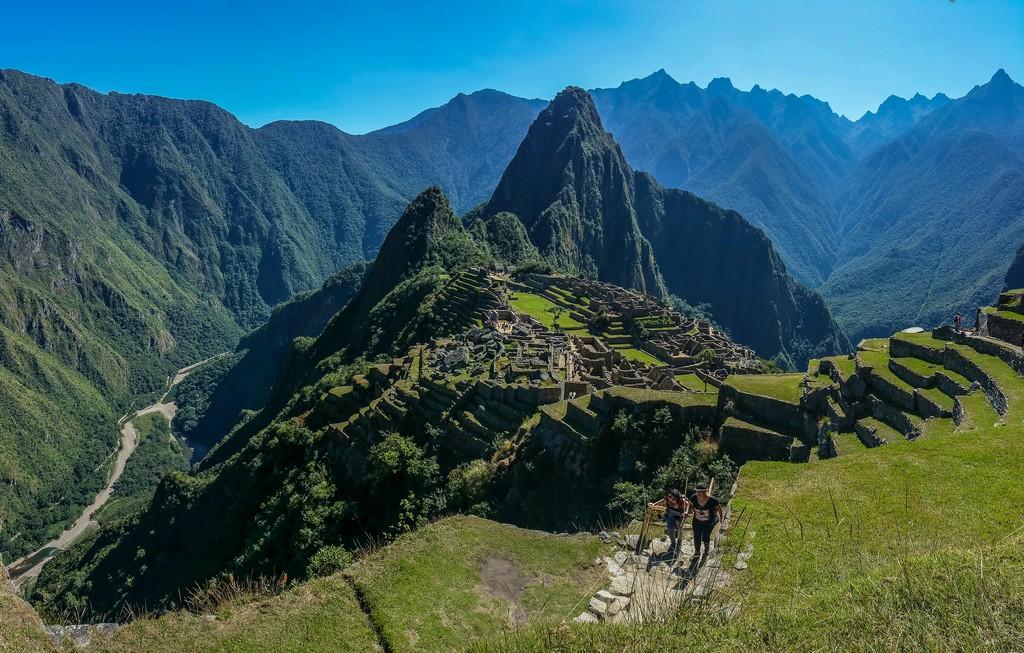 Tra le sette meraviglie del mondo anche Machu Picchu in Perù