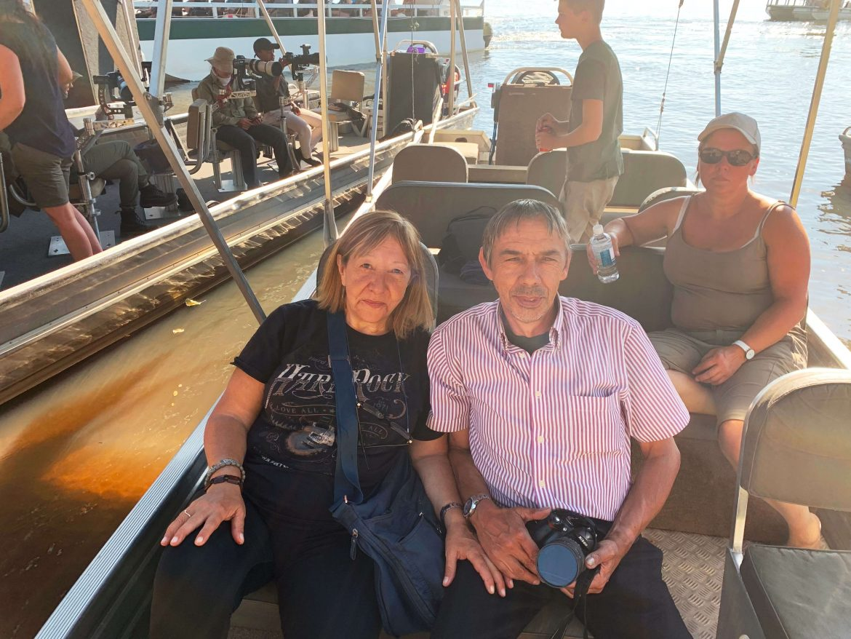 Viaggi over 60 con i Nonni Avventura Teresa e Gianni