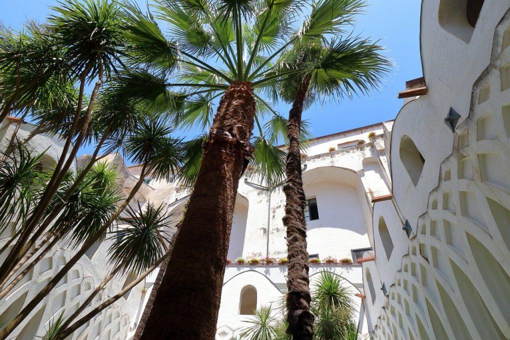 Chiostro del Paradiso di Amalfi