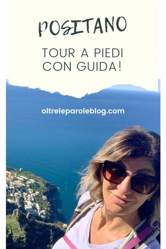 Zia Lucy walking tour tour a piedi di Positano