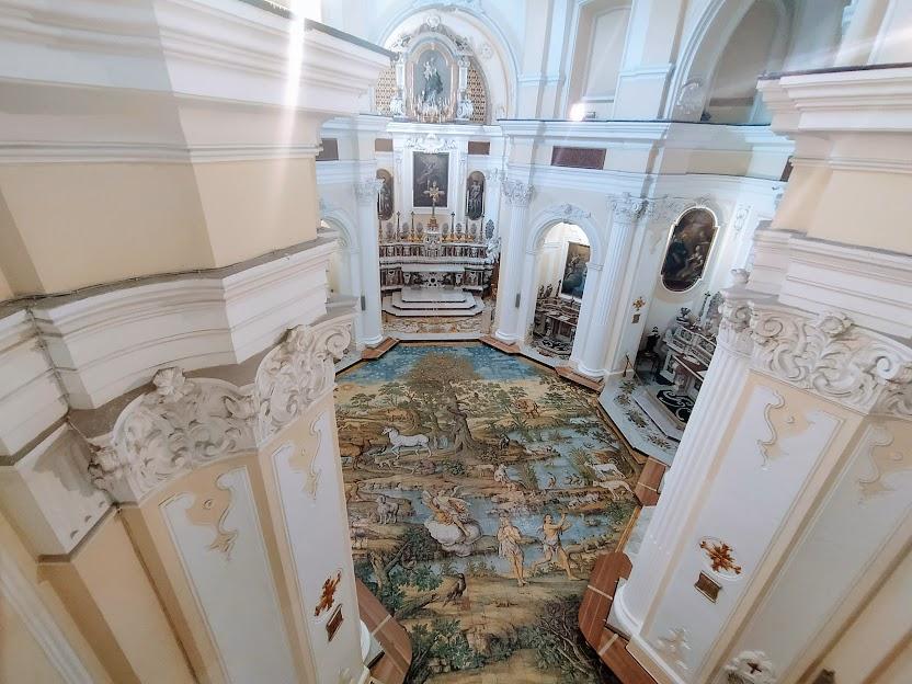 Visitare la Chiesa di San Michele Arcangelo di Anacapri