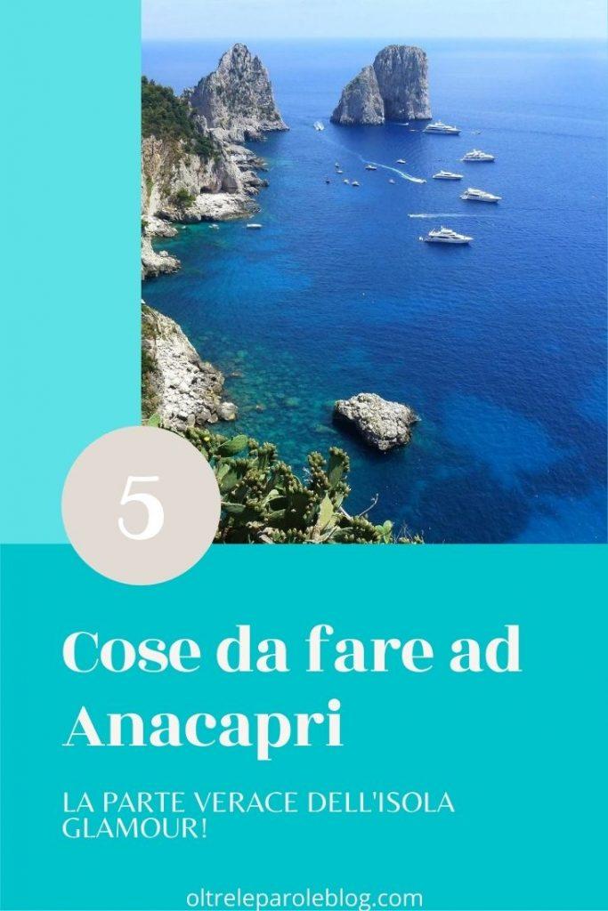 Itinerario anacapri cosa fare ad Anacapri