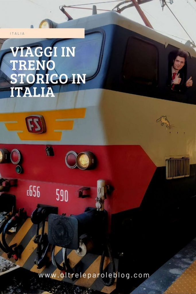 Treni storici Italia viaggi in treno storico