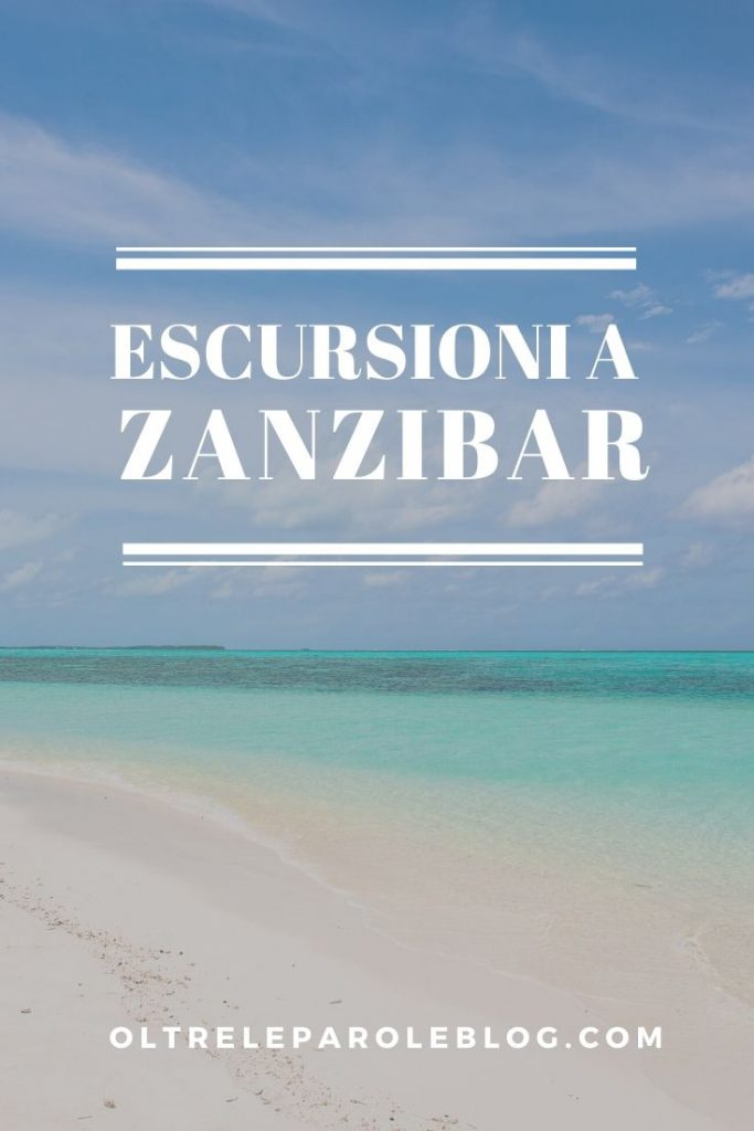 Zanzibar escursioni a Zanzibar