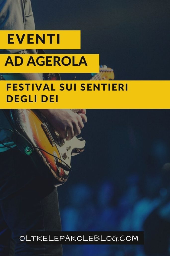 Festival 2020 eventi ad Agerola