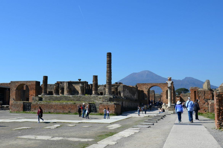 Visitare Pompei ed Ercolano, due siti archeologici tra i più importanti d'Italia.