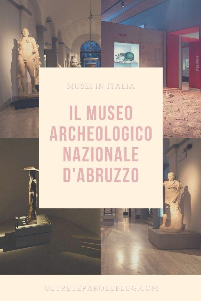 Museo archeologico abruzzo museo archeologico nazionale d'abruzzo