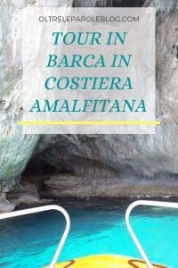 Tour privato Capri tour in barca in costiera amalfitana