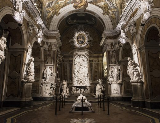 Cappella san Severo e Cristo velato a Napoli