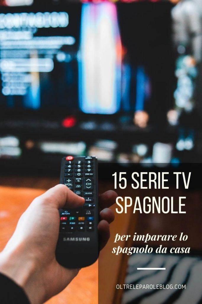 Guardare serie TV spagnole serie TV spagnole