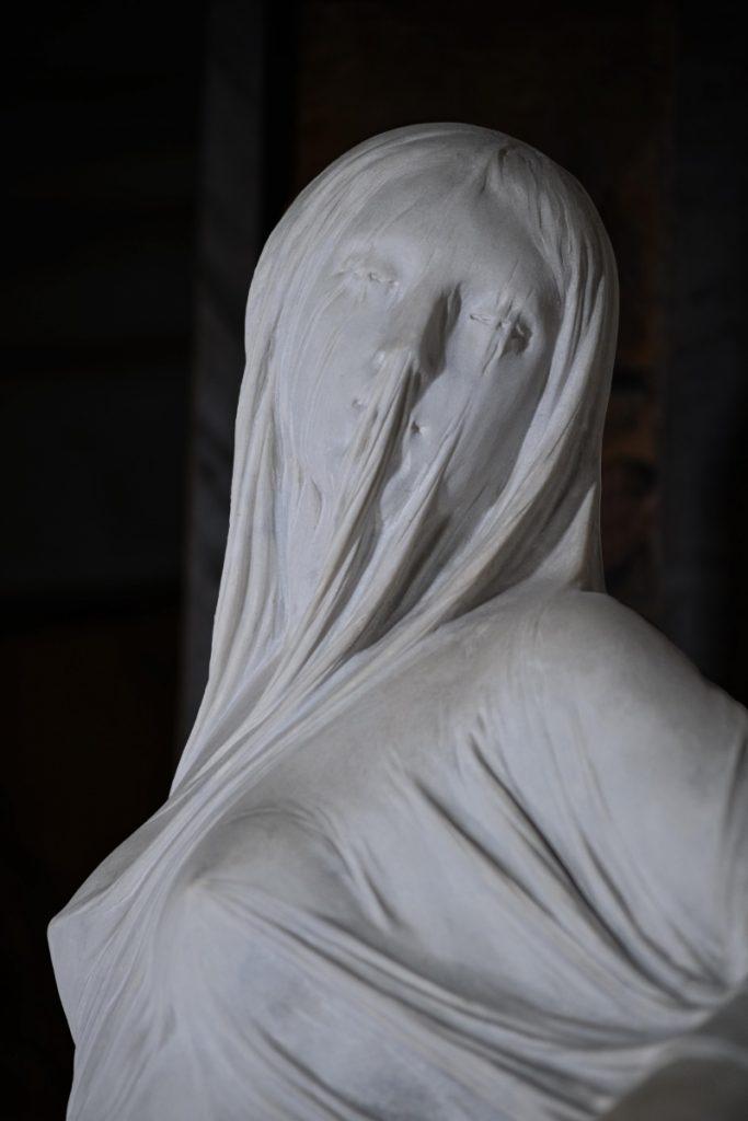 Pudicizia Cristo velato a Napoli