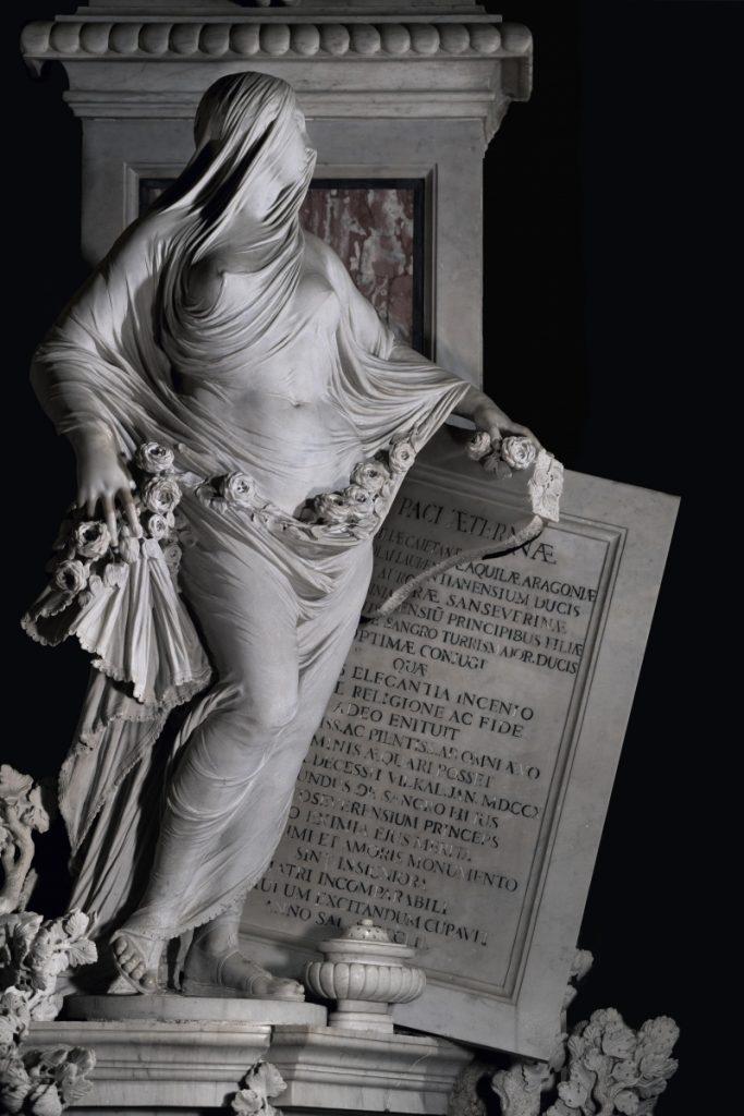 Pudicizia Napoli Cristo velato a Napoli