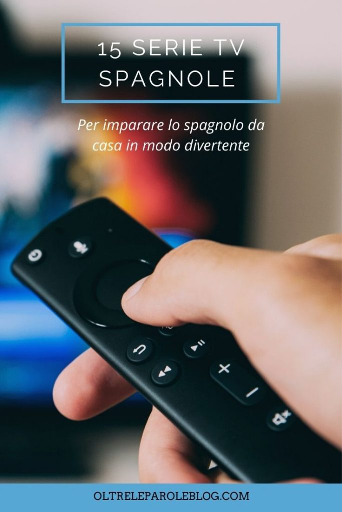 Serie TV spagnole Amazon prime video serie TV spagnole