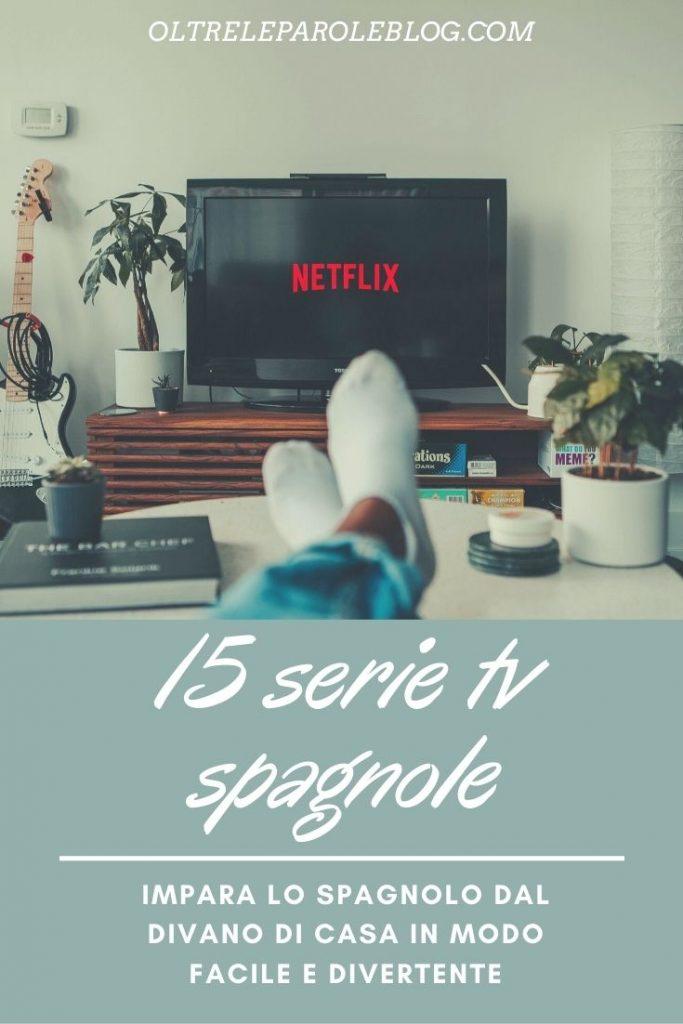 Serie TV spagnole su Netflix serie TV spagnole