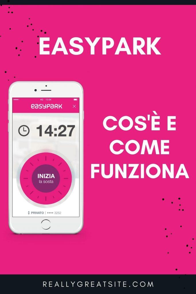 App EasyPark usi EasyPark