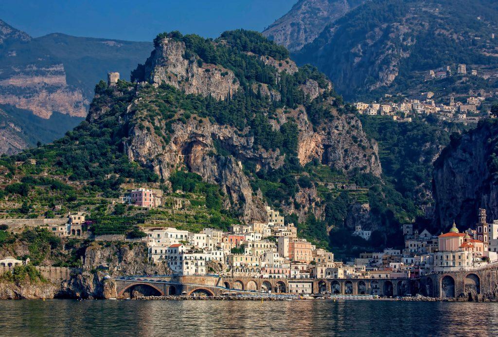 Parcheggi ad Amalfi: Luna Rossa