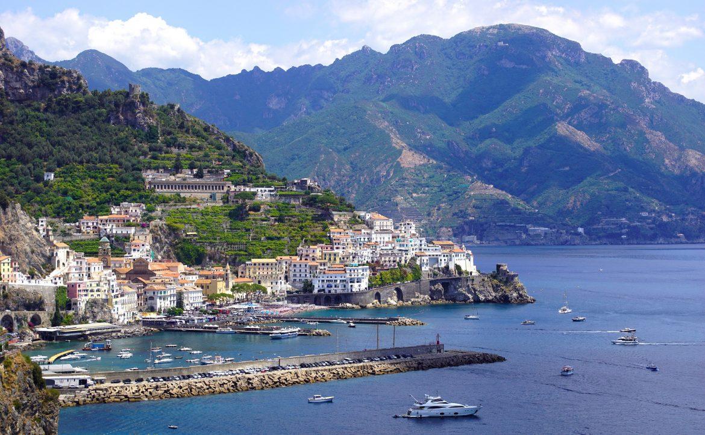Come andare da Amalfi a Positano