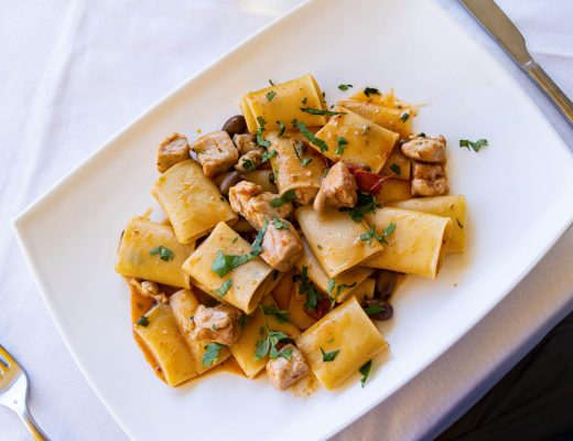 Dove mangiare ad Trani: ristorante Le Palme