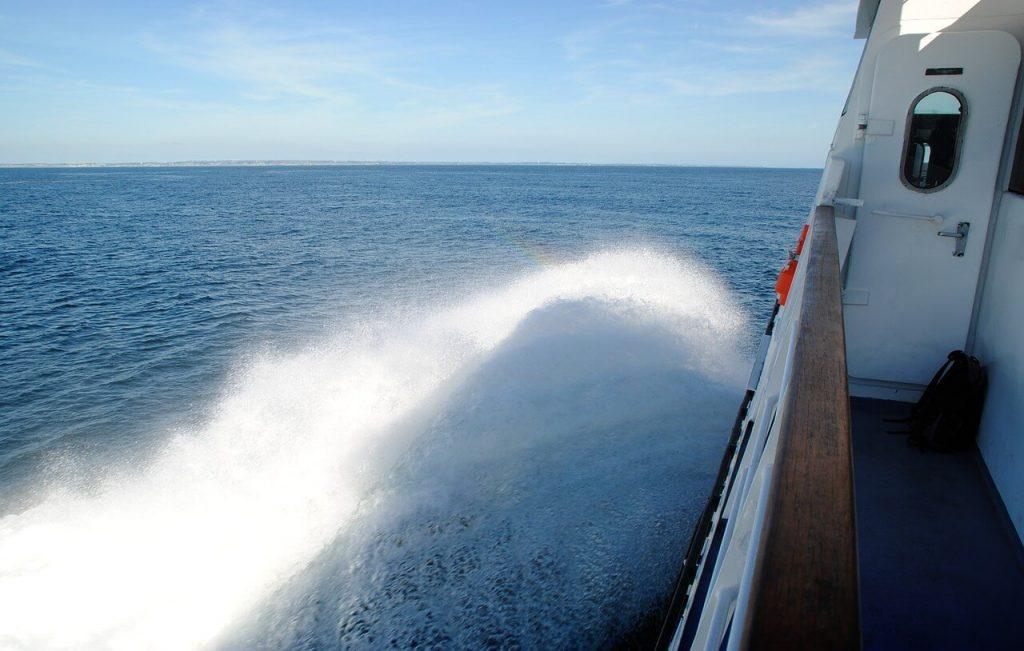 Traghetto da Amalfi per Positano