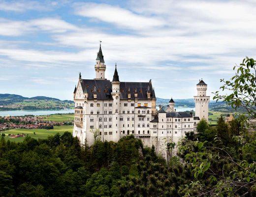 Il castello di Neuschanstein
