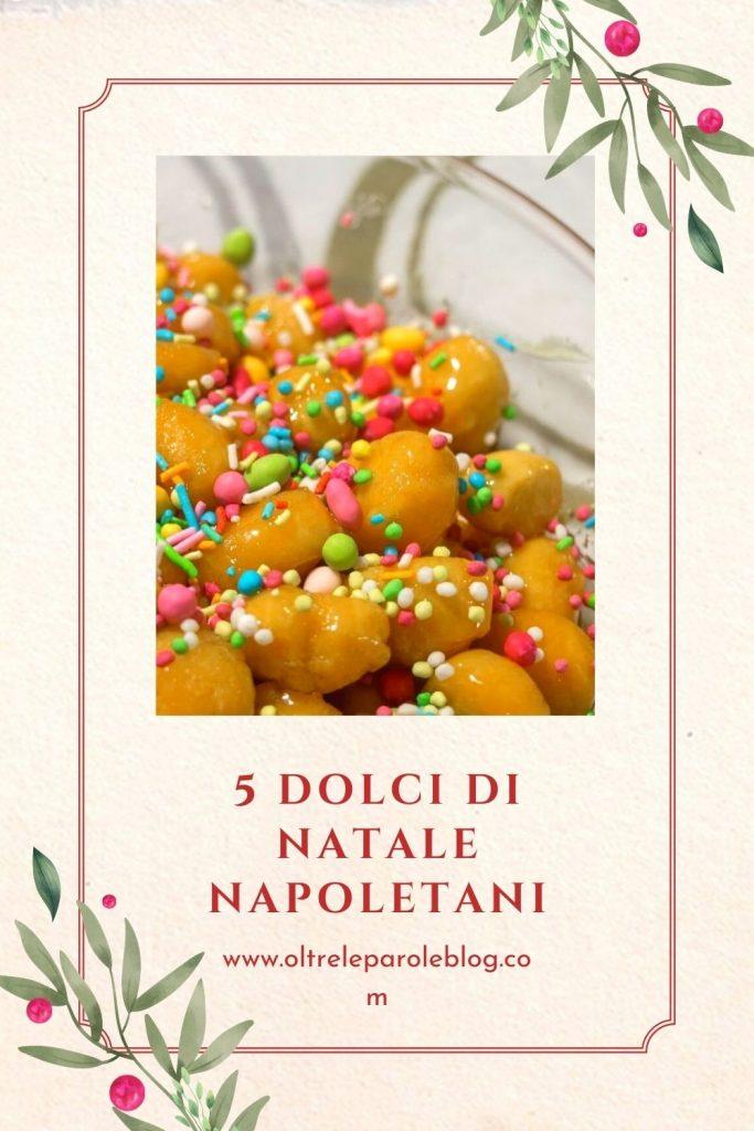 Dolci natale 1 dolci di Natale Napoletani