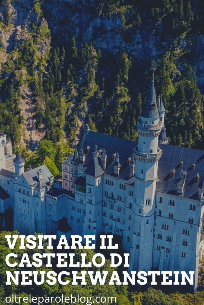 Neuschwanstein castello di Neuschwanstein