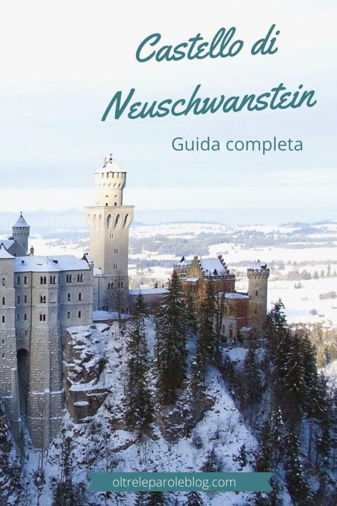 Neuschwanstein castle castello di Neuschwanstein