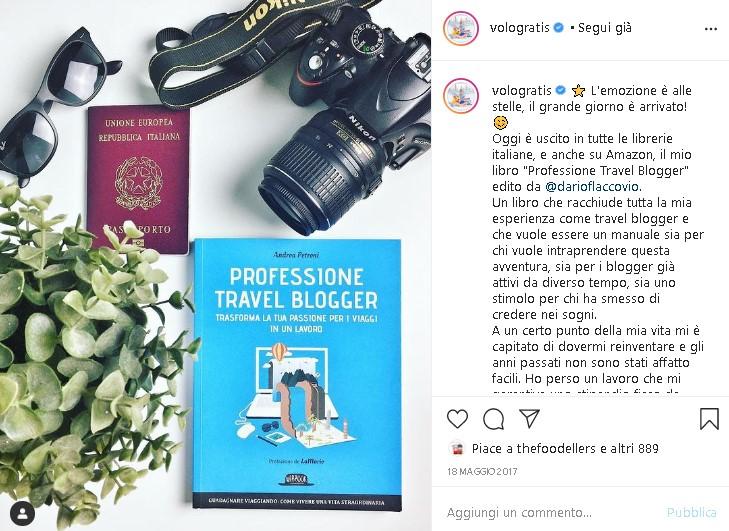 Professione travel blogger - Il manuale di Andrea Petroni per aspiranti blogger