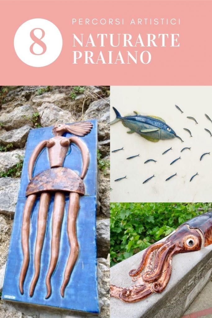 Progetto naturArte Praiano NaturArte