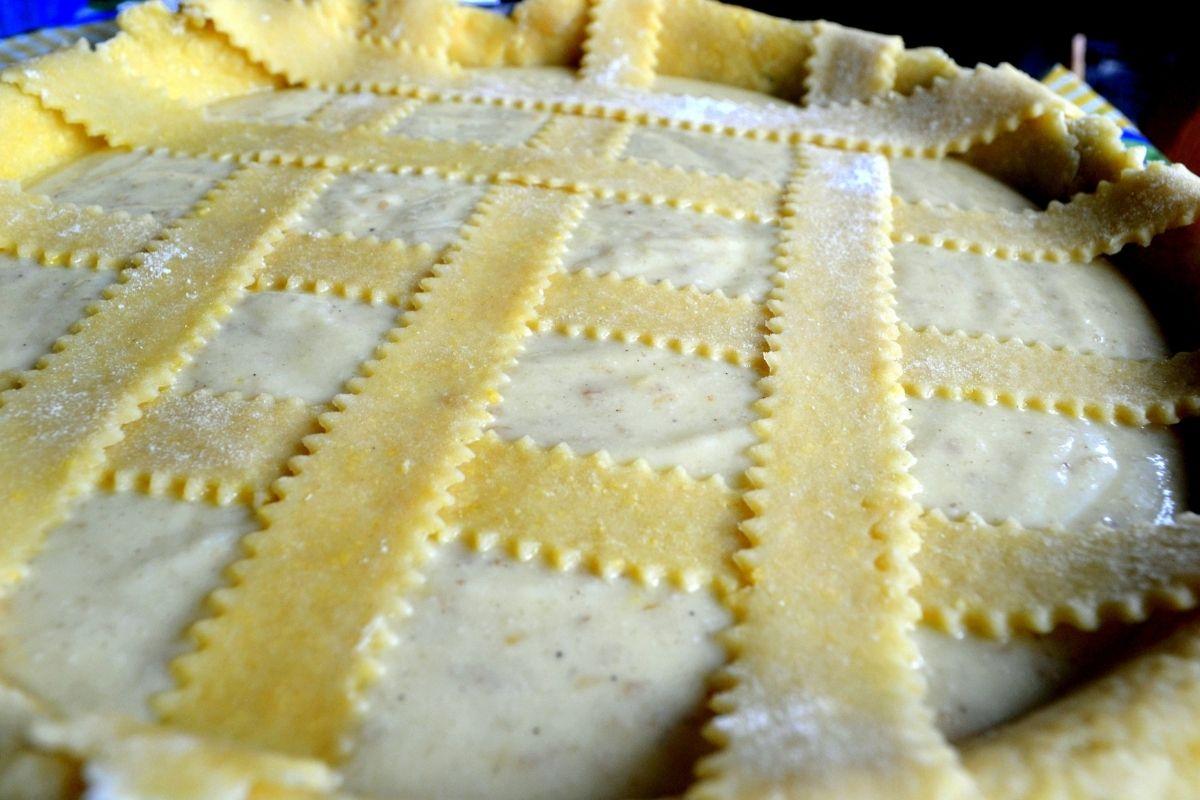 Come preparare la vera pastiera napoletana