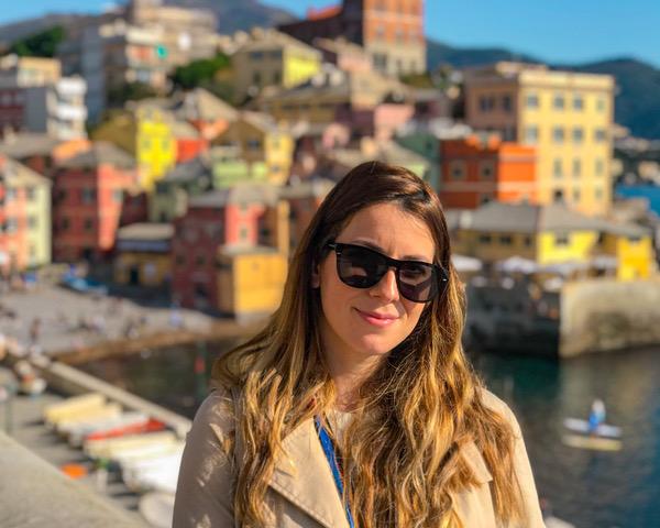 Veronica Grossi: dai viaggi organizzati ma in totale libertà