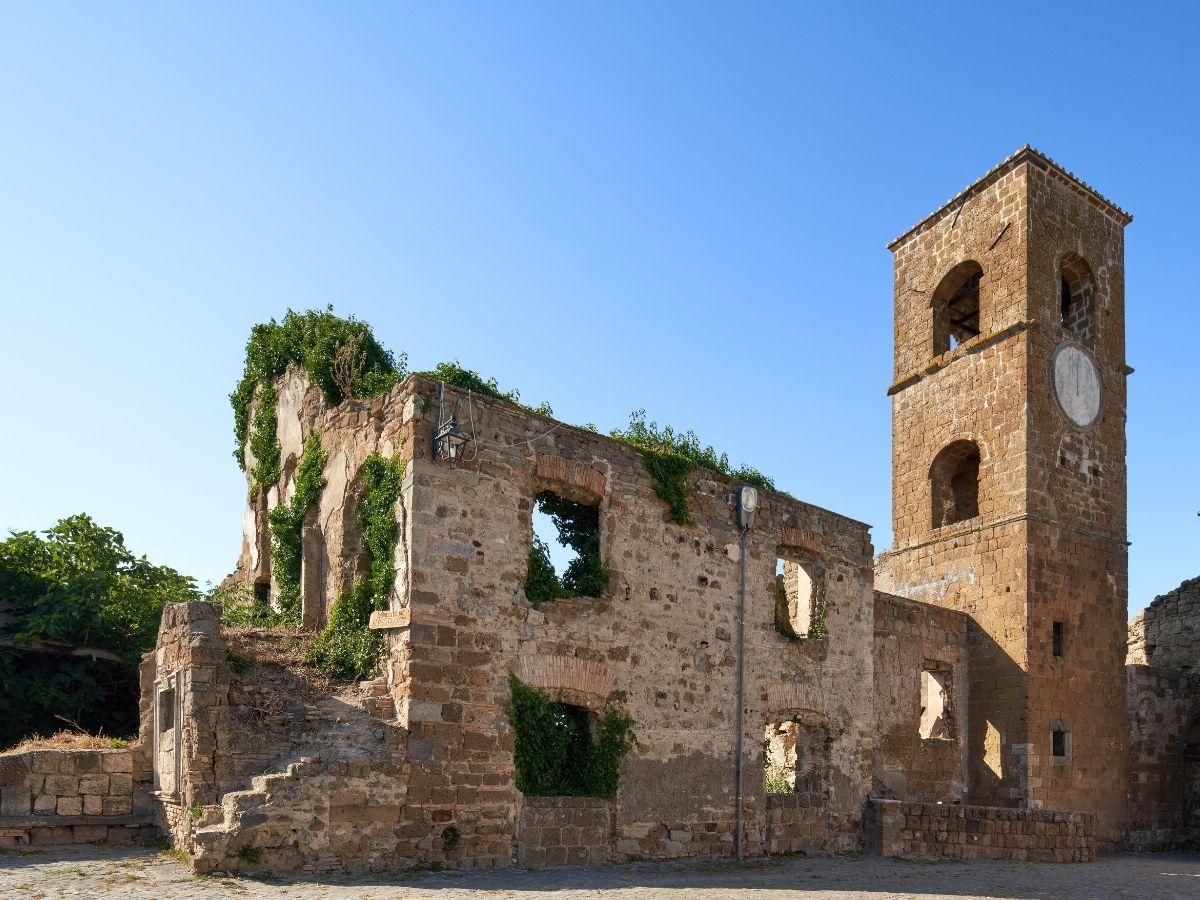 Paesi fantasma in Italia: Celleno